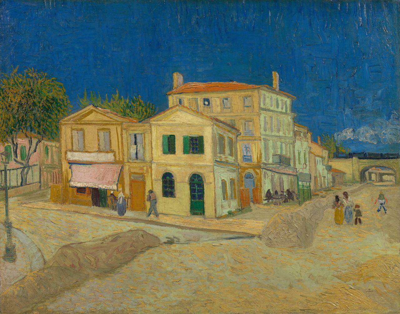 Vincent van Gogh - The Yellow House (The Street) - Van Gogh Museum