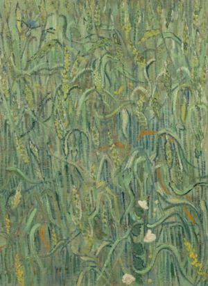 Vincent van Gogh, Ears of Wheat, 1890