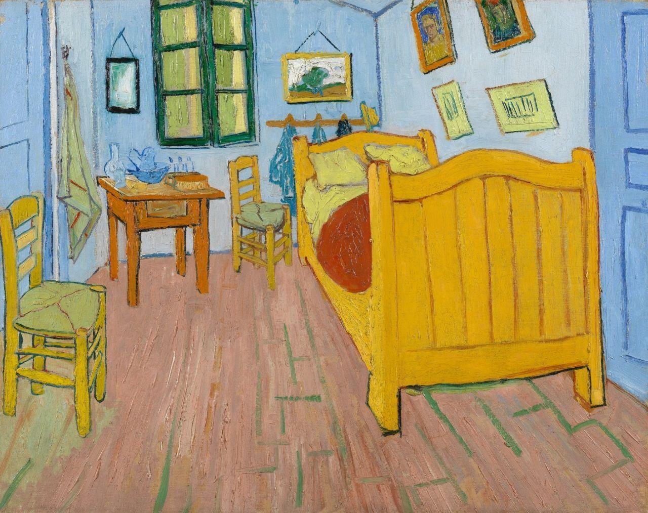 The Bedroom - Vincent van Gogh - Van Gogh Museum