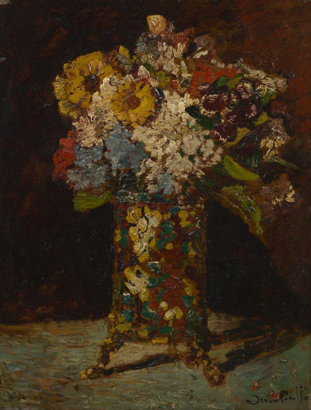 """Картинки по запросу """"monticelli flowers"""""""