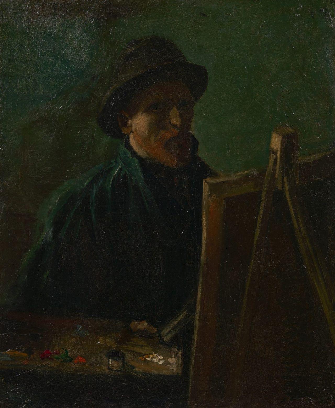 Portrait painter rembrandt nyt crossword